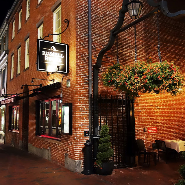 Russell House Tavern Has Two Levels. Each Level Has A Bar And A Separate  Seating Area, Although The Basement Level Is A Bit Larger.