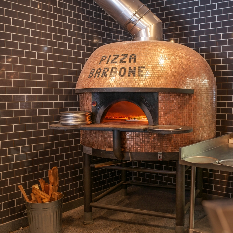 Pizza Barbone Oven