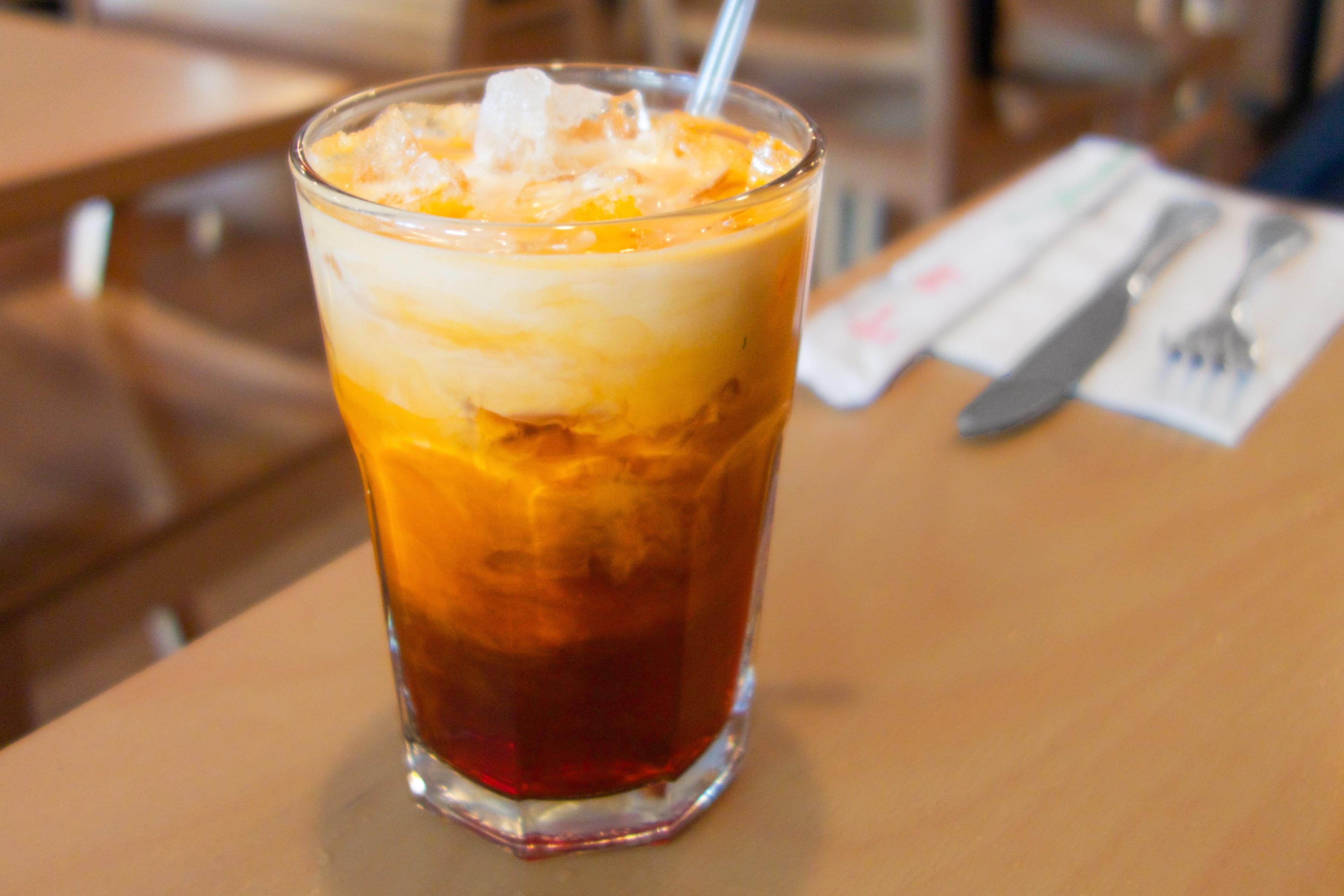 how to prepare thai tea
