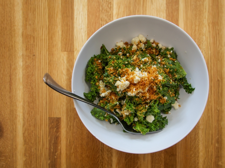 Magical Kale Salad